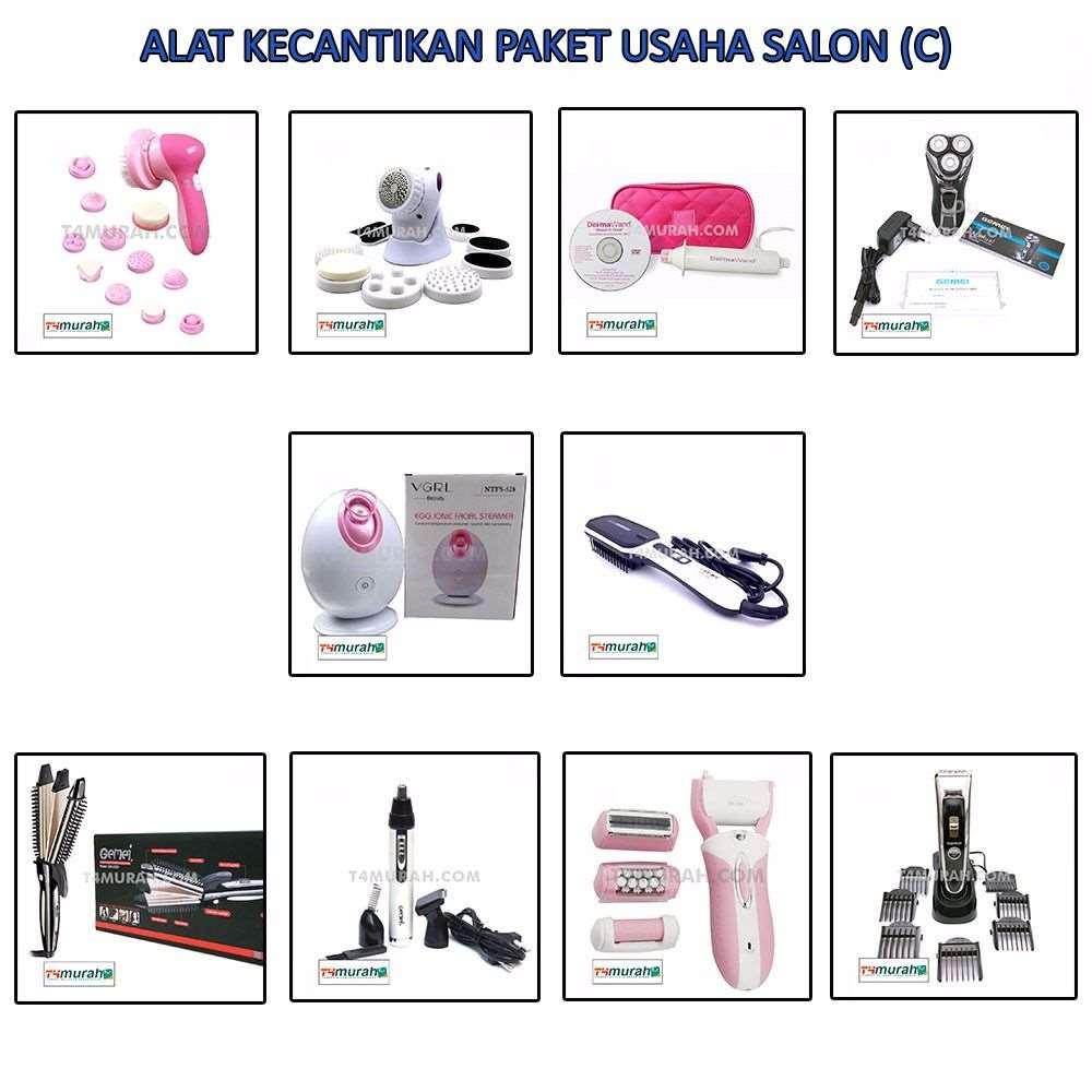 Paket Alat Kecantikan Untuk Usaha Salon (C)