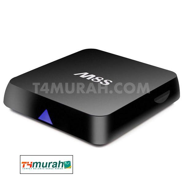 Android TV Box - M8S S812 Quad Core 2G RAM 2G ROM 8G Dual Band-5
